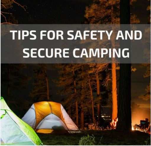Hiking & Camping Safety